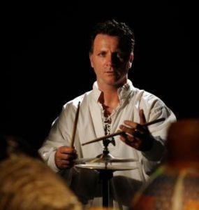 Jérôme VIOLLET, batteur et percussioniste