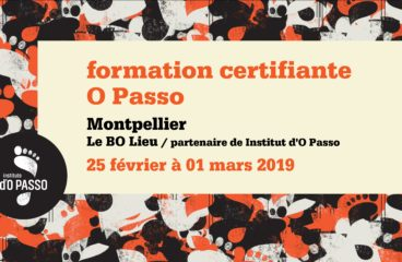 Formation certifiante 2019 Montpellier